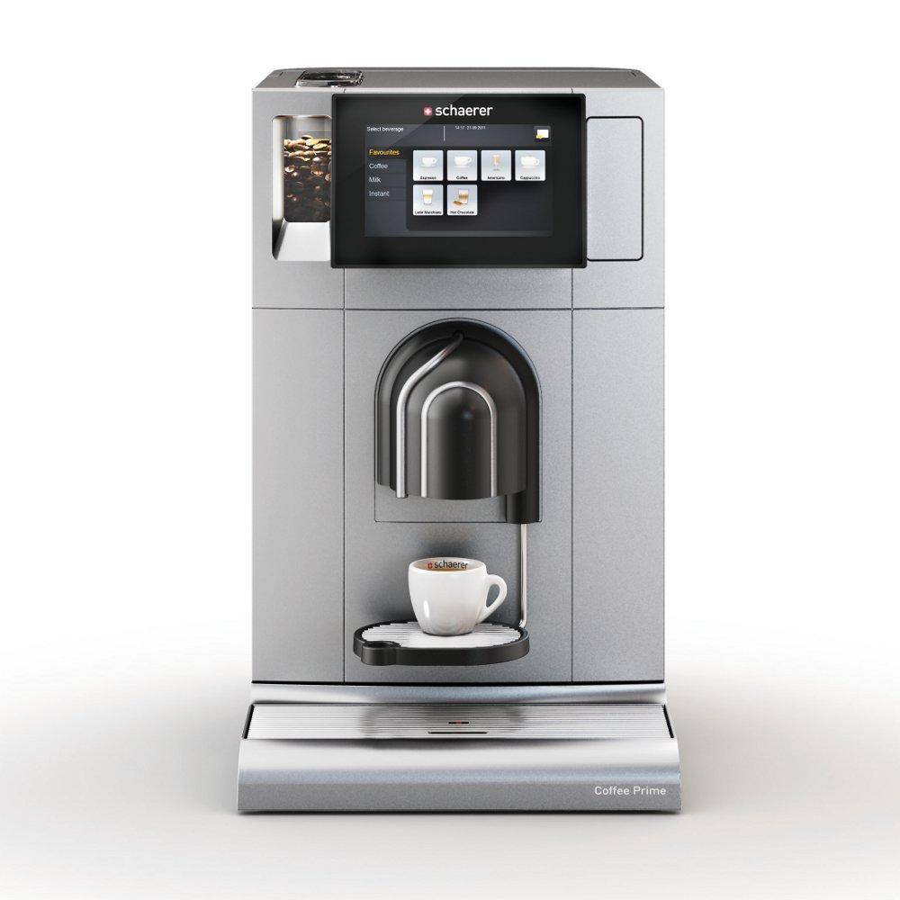 giga services koffieautomaten verse bonen schaerer schaerer coffee prime de beste. Black Bedroom Furniture Sets. Home Design Ideas